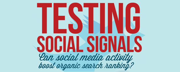 Testing Social Signals